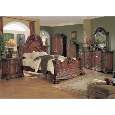 Wildon Home ® Kelsey 6 Drawer Combo Dresser