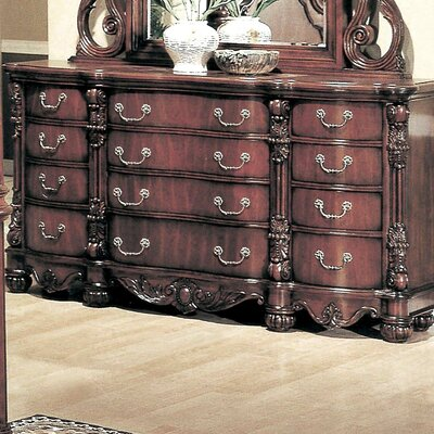 Wildon Home ® Savannah 12 Drawer Dresser