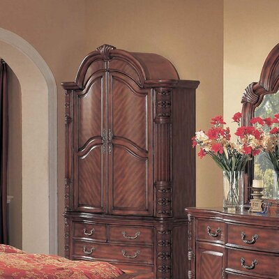 Wildon Home ® Hannah Armoire