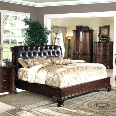 Wildon Home ® Dasan Panel Bedroom Collection