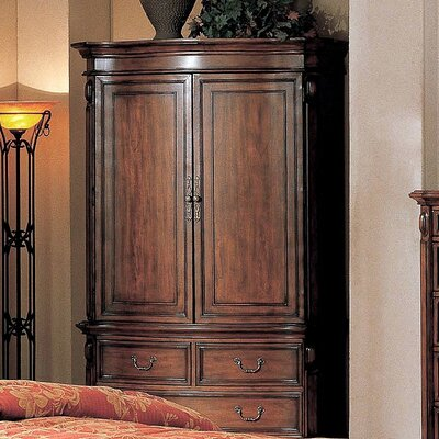 Wildon Home ® Wrigley Armoire