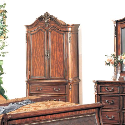 Wildon Home ® Tipton Armoire