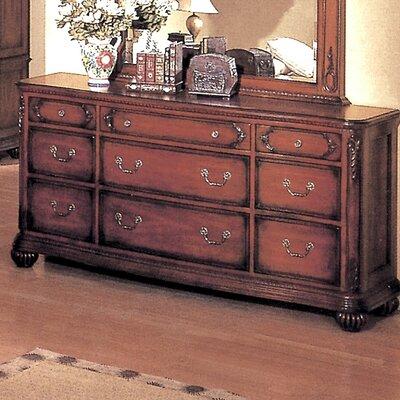 Wildon Home ® Richmond 9 Drawer Dresser