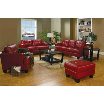Wildon Home ® Comet Tufted  Living Room Collection