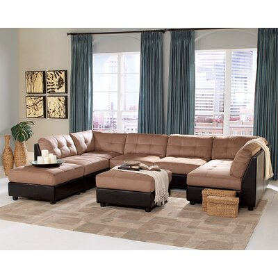 Wildon Home ® Robinson Sectional