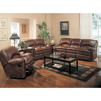Wildon Home ® Wickenburg Dual Reclining  Living Room Collection