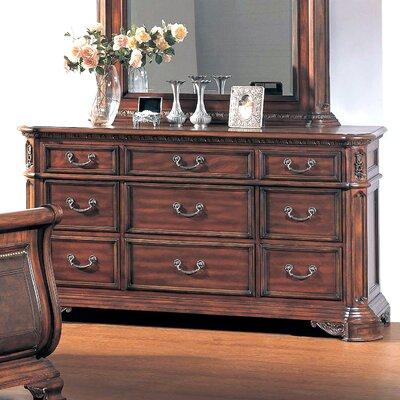 Wildon Home ® Tipton 9 Drawer Dresser