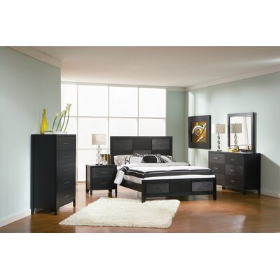Wildon Home ® Lincolnville 6 Drawer Dresser