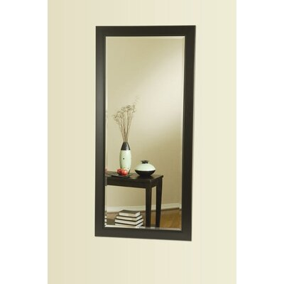 "Wildon Home ® Vancouver 64"" Mirror in Black"
