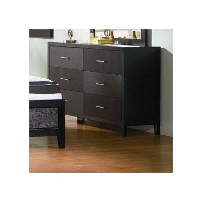 Wildon Home ® Lincolnville 6 Drawer Dresser