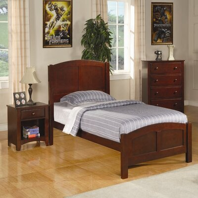 Wildon Home ® Perry Twin Panel Bedroom Collection