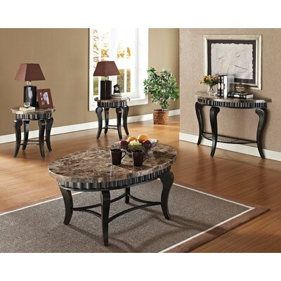Wildon Home ® Galiana Coffee Table Set