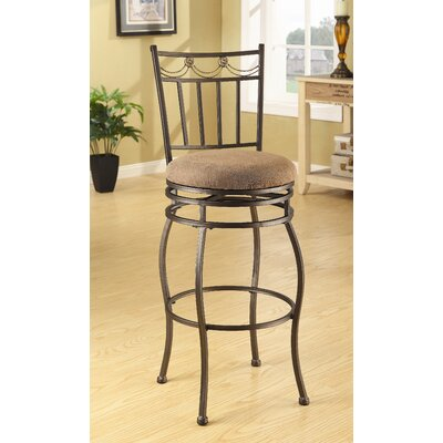 Wildon Home ® Tavio Swivel Barstool