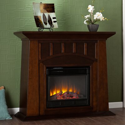 Wildon Home ® Kingsbury Electric Fireplace
