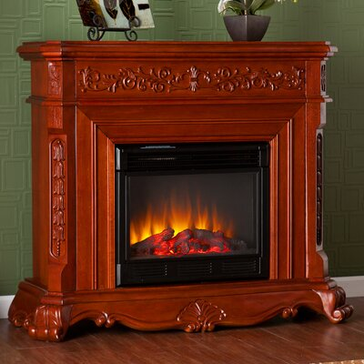 Wildon Home ® Holbrook Electric Fireplace