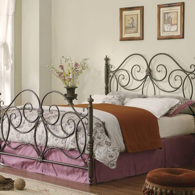 Wildon Home ® Sconset Metal Bed