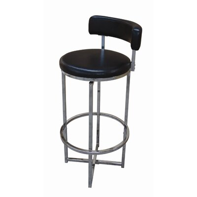 Wildon Home ® Swivel Stool with Back