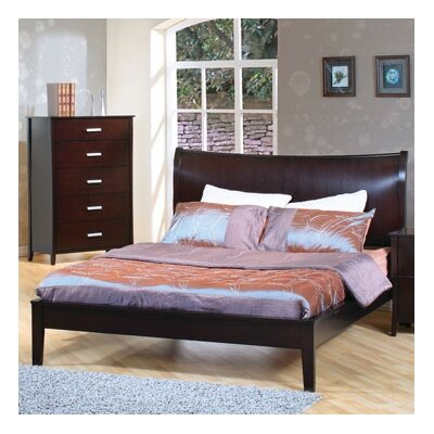Wildon Home ® Newport Queen Platform Bedroom Collection