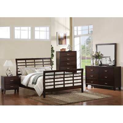 Wildon Home ® Preston Slat Bedroom Collection
