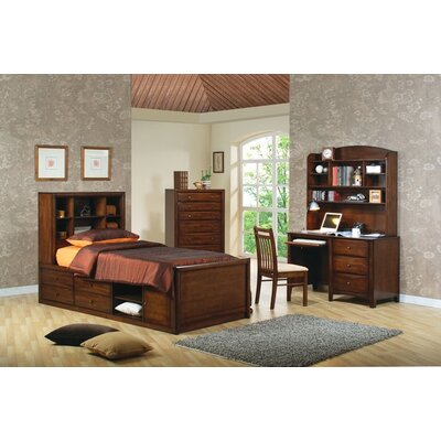Wildon Home ® Scottsdale Platform Bedroom Collection