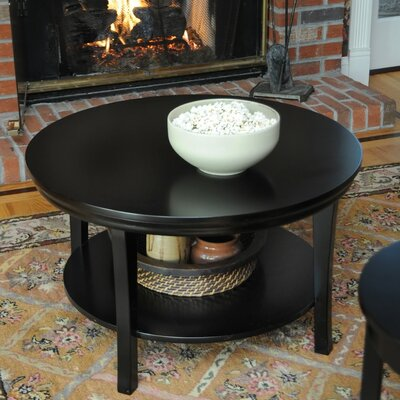 Bay Shore Coffee Table with Shelf