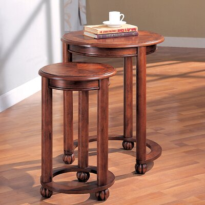 Wildon Home ® Mill Creek 2 Piece Nesting Tables