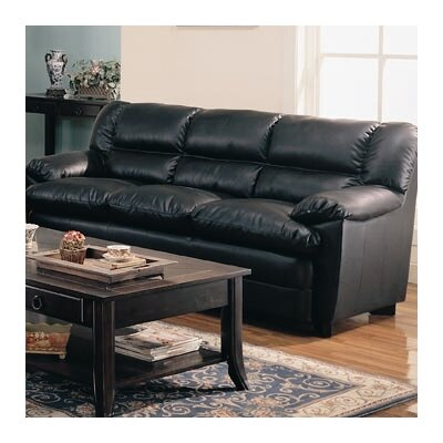 Wildon Home ® Palermo Leather Reclining Sofa