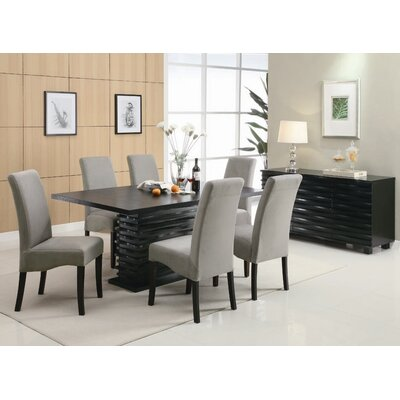 Wildon Home ® Brownville 7 Piece Dining Set