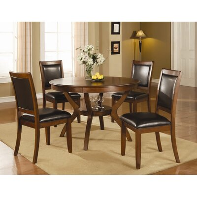 Swanville 5 Piece Dining Set