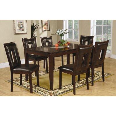 Wildon Home ® Garrett 7 Piece Dining Set