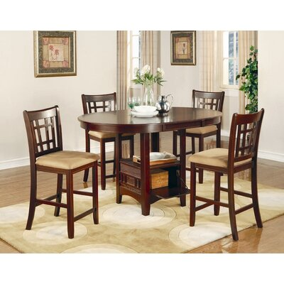 Wildon Home ® Kittery 5 Piece Counter Height Dining Set