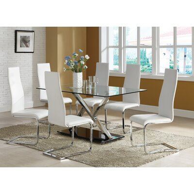 Wildon Home ® 9 Piece Dining Set