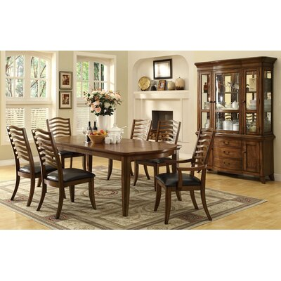 Wildon Home ® Alexandra 7 Piece Dining Set