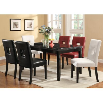 Wildon Home ® Newcastle 7 Piece Dining Set