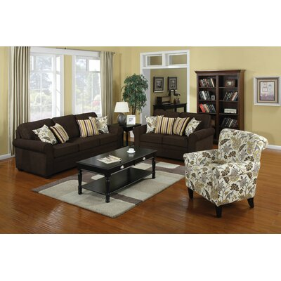 Wildon Home ® Newbury Fabric Living Room Collection
