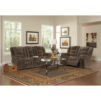 Wildon Home ® Bryce Velvet Reclining Loveseat