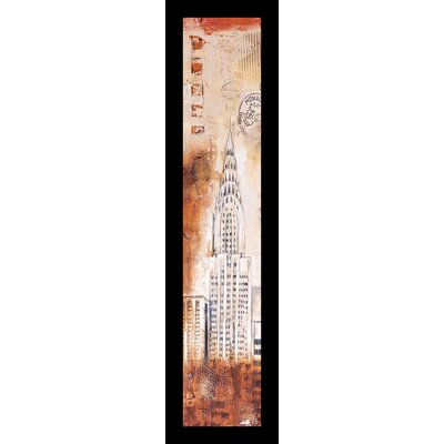 Wildon Home ® Skyscraper Wall Art