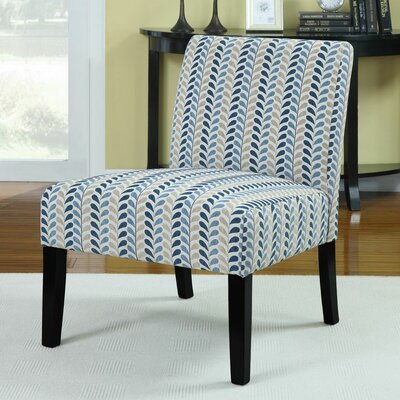 Wildon Home ® Murphy Linen Slipper Chair