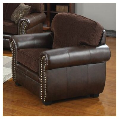 Wildon Home ® Milan Chenille Arm Chair