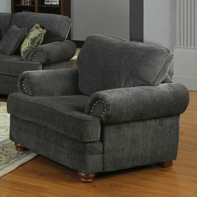 Wildon Home ® Crawford Chenille Arm Chair
