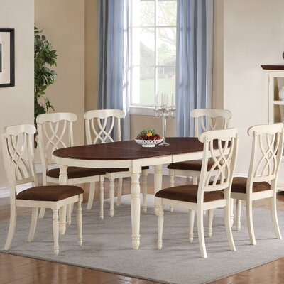 Wildon Home ® Stephens 7 Piece Dining Set