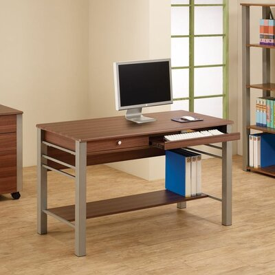 Wildon Home ® Carmen Computer Desk Office Suite