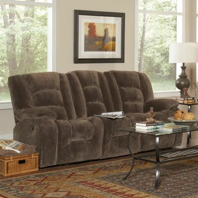 Wildon Home ® Bryce Velvet Reclining Sofa