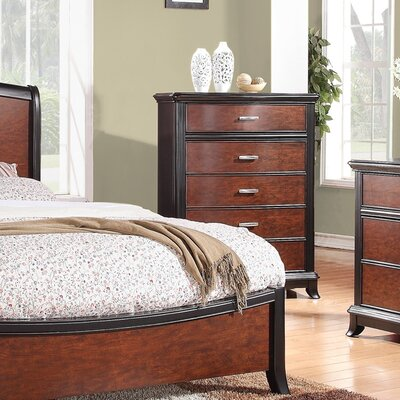 Wildon Home ® Neptune 5 Drawer Chest