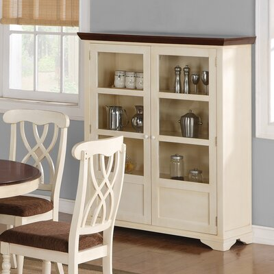Wildon Home ® Stephens Curio Cabinet
