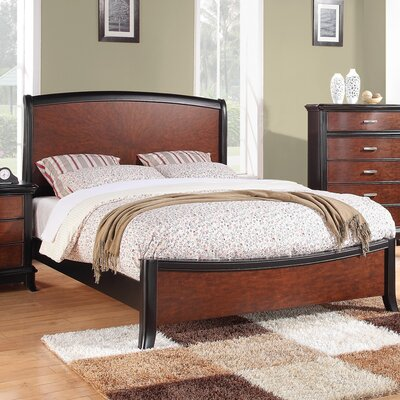 Wildon Home ® Neptune Panel Bedroom Collection
