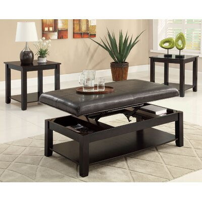 Wildon Home ® Coffee Table Set