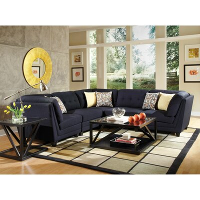 Wildon Home ® Kevin Upholstered Sectional