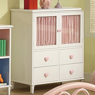 Wildon Home ® Romeo 4 Drawer Chest