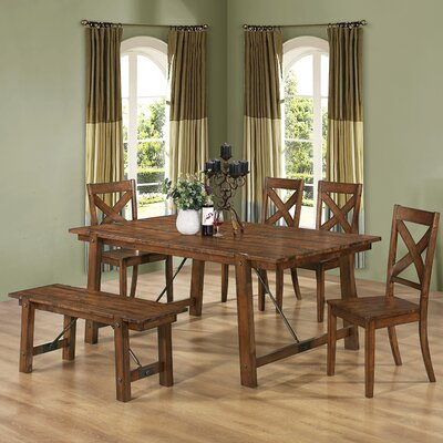 Wildon Home ® Tyler 6 Piece Dining Set